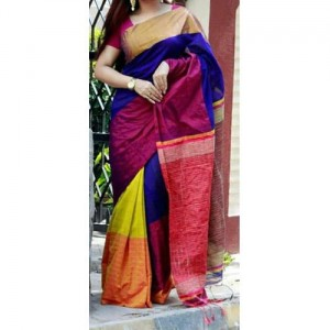 Mahapar Saree Handwoven Saree