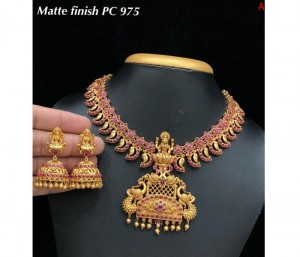Traditional Neck Lace Set