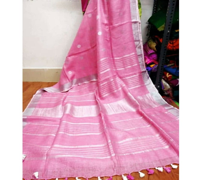 Lenin Butta Design Saree
