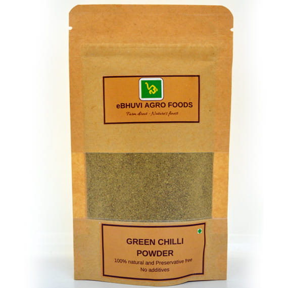 Green Chilli Powder 100Gms